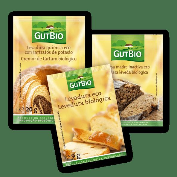 GUT BIO® Ingredientes Biológicos para Panificação