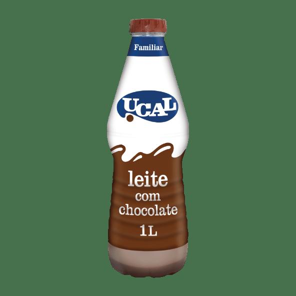 Ucal Leite com Chocolate