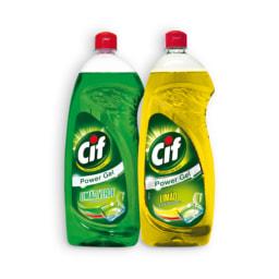 CIF® Power Gel Limão Verde / Amarelo
