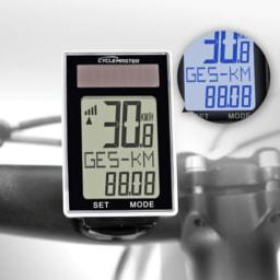 CYCLEMASTER® Computador de Bicicleta
