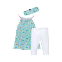 LUPILU® Conjunto de Verão para Criança, 3 Peças