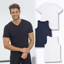 T-shirt Interior para Homem