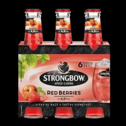 Strongbow Sidra de Frutos Vermelhos