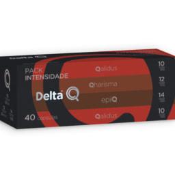 DELTA Q® Cápsulas de Café Pack XL Intensidade