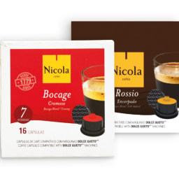 NICOLA® Café em Cápsulas