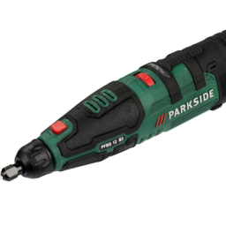 Parkside® Perfuradora-Lixadora de Precisão com Bateria