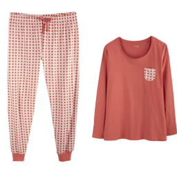 ESMARA® LINGERIE Pijama Oversize