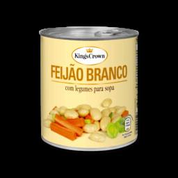 KING'S CROWN® Lentilhas/Feijão Branco