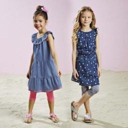 Vestido de Verão para Criança