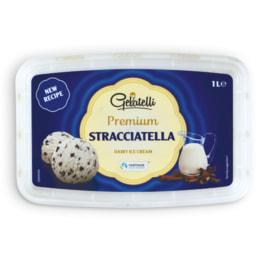 GELATELLI® Gelado de Stracciatella