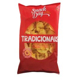 Artigos selecionados snack day