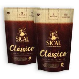 SICAL® Café Moagem Normal / Grossa
