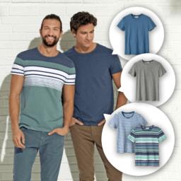 STRAIGHT UP® T-shirt para Homem
