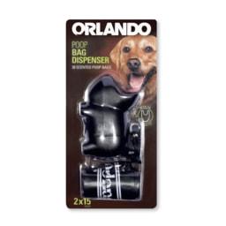 Orlando® Sacos para Dejetos com Dispensador