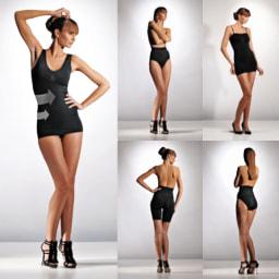 MAR COLLECTION® Roupa Interior Shapewear