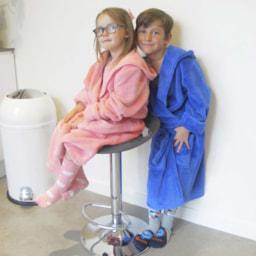 Roupão de Banho para Criança