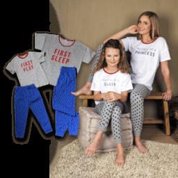 Pijama Mãe & Criança