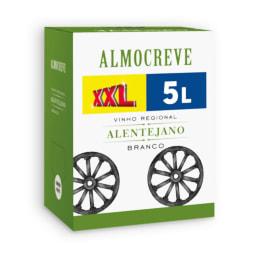 ALMOCREVE® Vinho Branco Regional Alentejano BIB