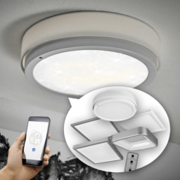 LIGHTZONE® Iluminação LED para Parede/ Teto