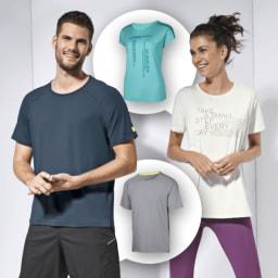 ACTIVE TOUCH® T-shirt Desportiva para Senhora/ Homem