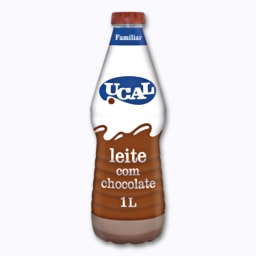 Leite com Chocolate Ucal Pet