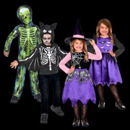 POCOPIANO® Disfarce de Halloween para Criança