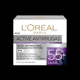 L'Oréal Creme Antirrugas Dia 55+