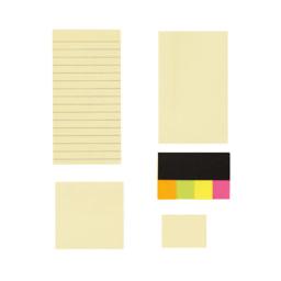 UNITED OFFICE® Conjunto de Notas Adesivas