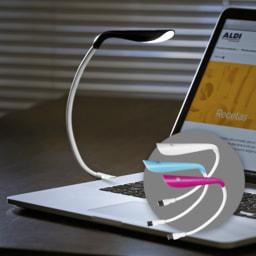 Lanterna LED para Portátil