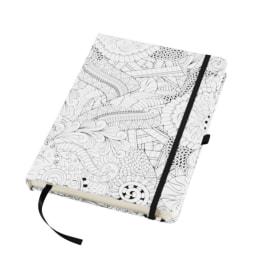 UNITED OFFICE® Caderno com Elástico A5