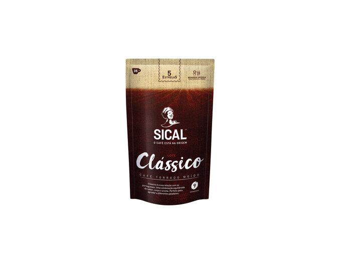 Sical®  Café 5 Estrelas Moagem Normal / Grossa