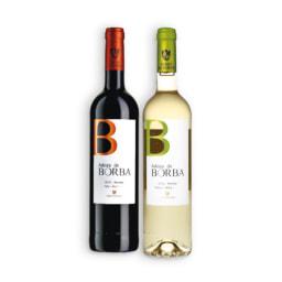 ADEGA DE BORBA® Vinho Tinto / Branco Alentejano DOC