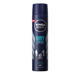 Nivea® Desodorizante Spray/ Roll-on Dry Fresh
