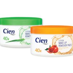Cien® Discos Húmidos de Limpeza Facial