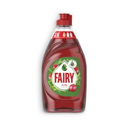FAIRY® Detergente de Loiça Ultraconcentrado Frutos Vermelhos
