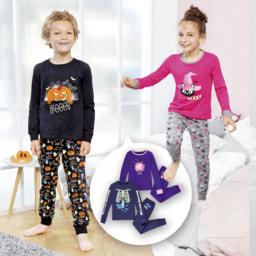 POCOPIANO® Pijama Halloween para Criança