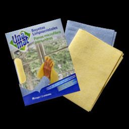 UNAMAT® Panos de Microfibra para Vidros