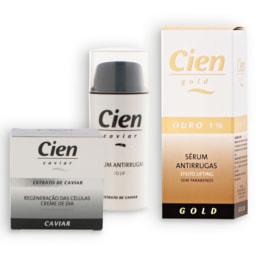 Cremes selecionados CIEN CAVIAR / CIEN GOLD®