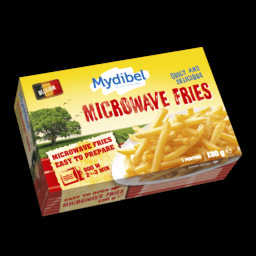 Batatas Fritas para Micro-ondas