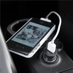 Carregador Auto USB Mini