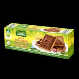 GUT BIO® Bolachas Biológicas com Cobertura de Chocolate