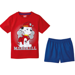 Pijama Curto para Menino