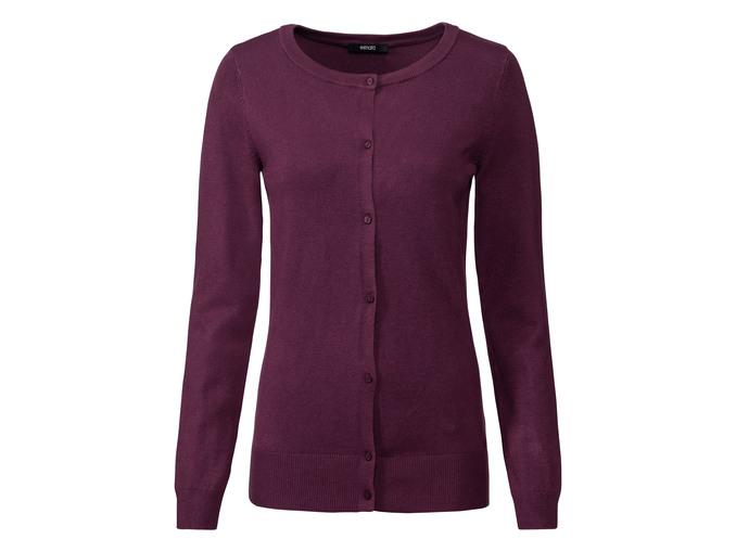 Esmara® Casaco/ Camisola de Malha Fina