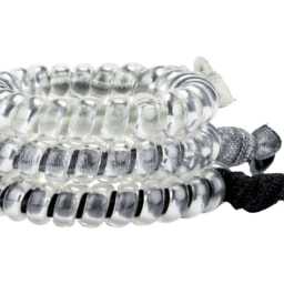 Esmara® Elásticos para Cabelo em Espiral