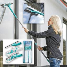 UNAMAT® Conjunto de Limpeza para Vidros