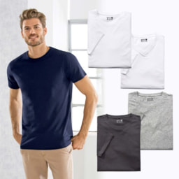 T-shirt Básica para Homem