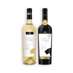 Vinhos selecionados CABEÇA DE TOIRO®