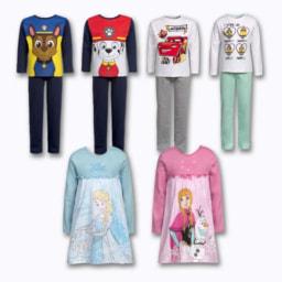 Pijama/Camisa de Noite p/ Criança