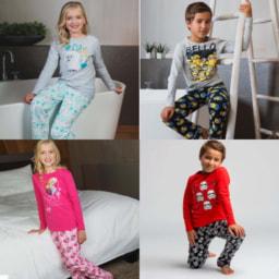 Pijama de Flanela para Criança