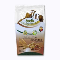 Biscoitos de Amêndoa sem Açúcar BIO